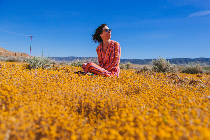 Amber Fouts, Antelope Valley, California, March 2015